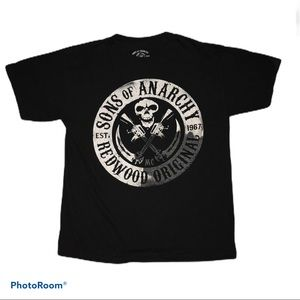 Son's of Anarchy T-shirt Rare!